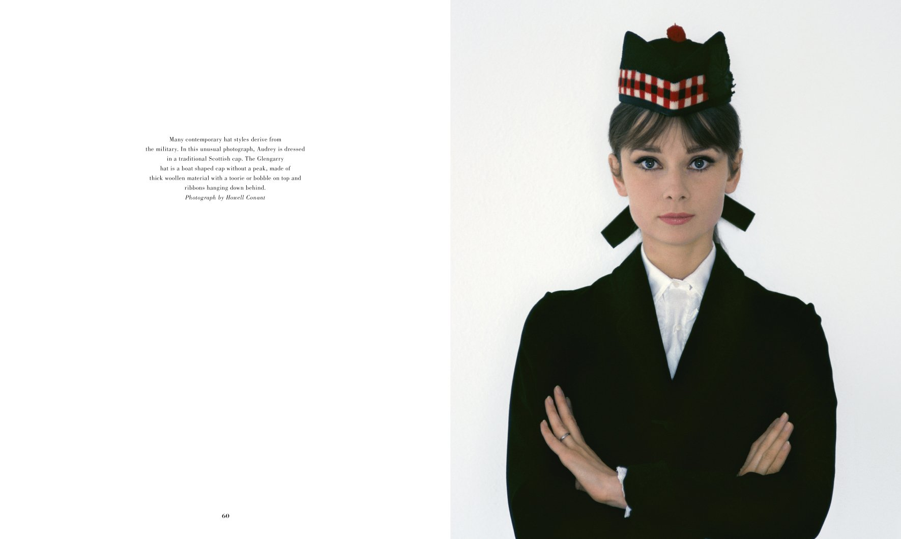 a13e31fcce51a Audrey Hepburn in Hats  June Marsh