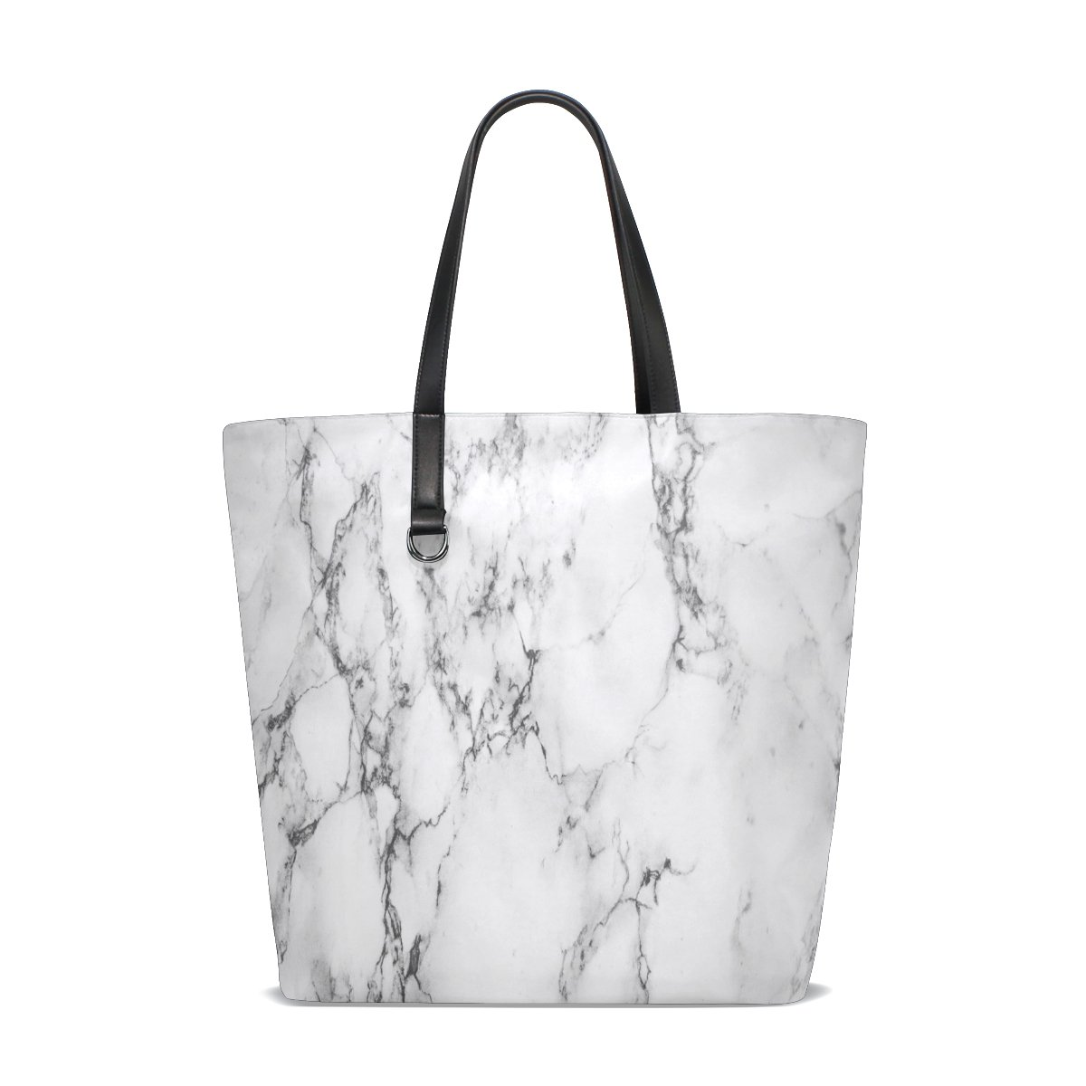 ALAZA Hipster Marble Texture Tote Bag Purse Handbag for Women Girls g1225304p174c204s304