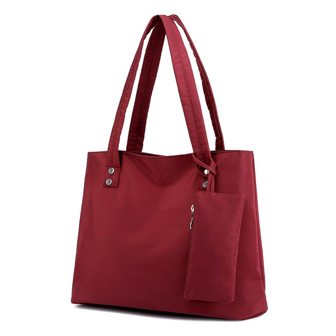 Alovhad Women Handbag Shoulder Bags Purse Waterproof Nylon Tote Travel hobo Bags Purse BGWH-A3US001