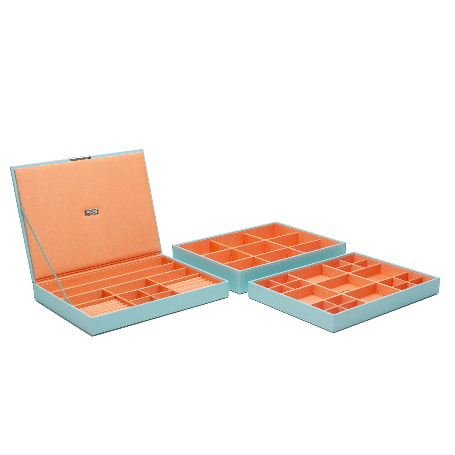 WOLF 300605 Large Stackable Tray Set by WOLF (Image #2)
