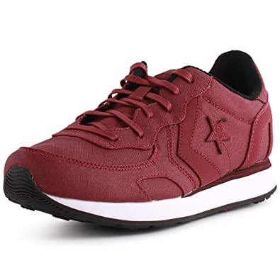 CONVERSE mens AUCKLAND RACER Oxheart Low top trainers 10