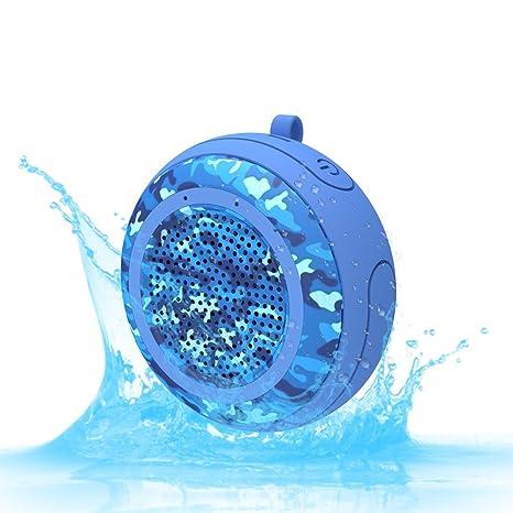 amazon com cyboris ipx7 waterproof outdoor bluetooth speaker rh amazon com