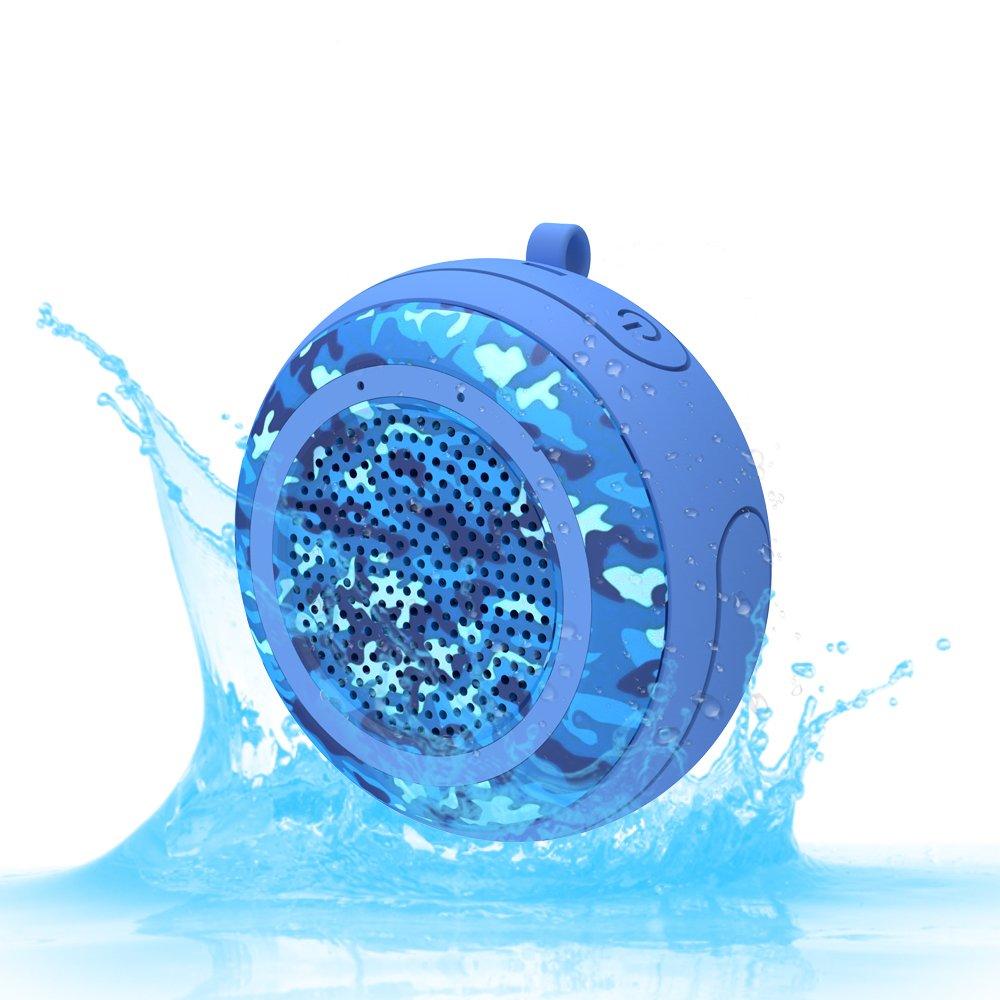 CYBORIS IPX7 Waterproof Outdoor Bluetooth Speaker Swimming..