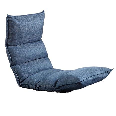 Amazon.com: HUGUJ Home Adjustable Folding Lazy Sofa Relax ...
