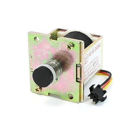Repuesto GPL de calentador de agua de gas 3 pines y electroválvula CD 3 V