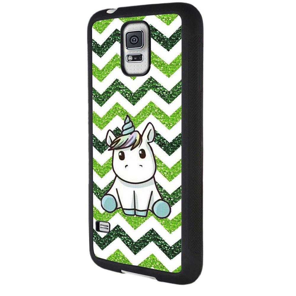Amazon com: Transverse unicorn Samsung Galaxy S5 Case,Disigned for