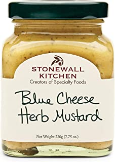 product image for Stonewall Kitchen Blue Cheese Herb Mustard 7.75 oz