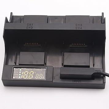 Cargador de batería elegante del cargador de batería ...