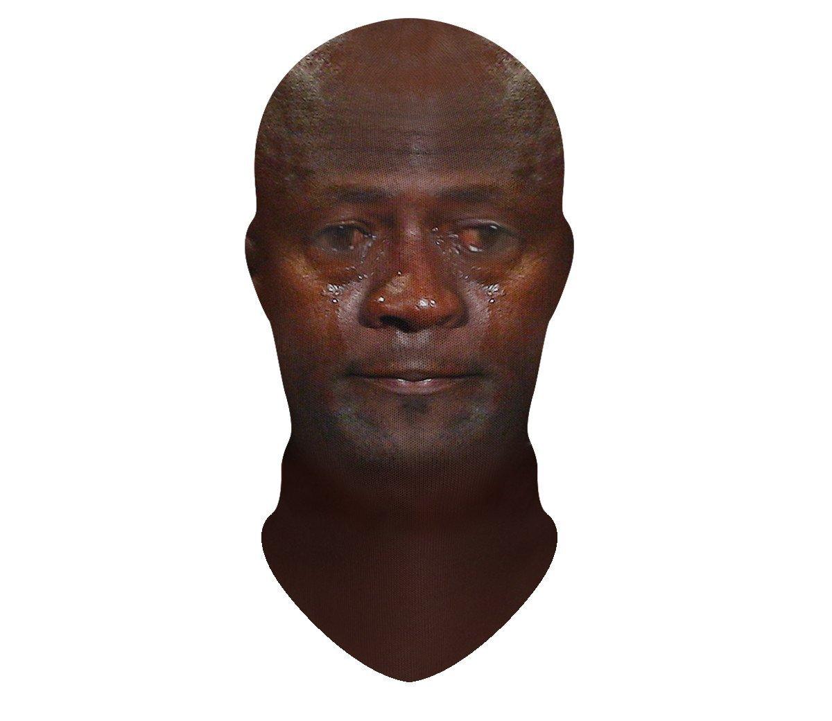 Beloved Shirts Crying Jordan Face Mask