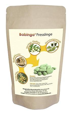 Babinga Pinien Pine Polen Polvo (99% Rotura de celulosa ...