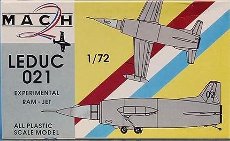 Amazon | マッハ2 1/72 ルデュック 021ラムジェットエンジン実験機 ...