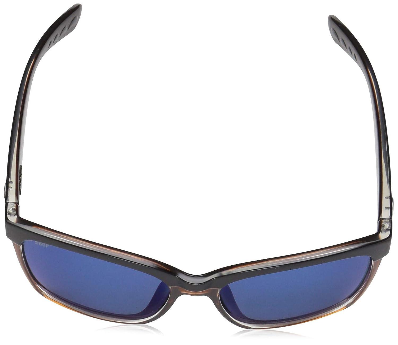 08213815836 Amazon.com  Costa Del Mar Anaa Sunglasses Shiny Black on Brown Blue Mirror  580Plastic  Shoes