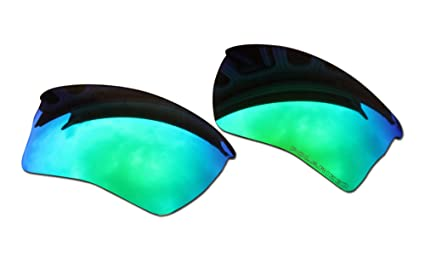 6cd3af106f2 Image Unavailable. Image not available for. Color  BVANQ Polarized Lenses  Replacement for Oakley Quarter Jacket Sunglasses ...