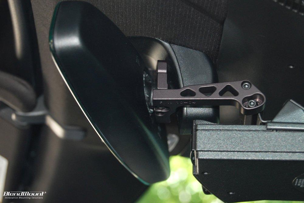 Amazon.com: BlendMount BV1 2027, C7 Corvette, 2016 Camaro, Valentine One  Aluminum Radar Detector Mount. Made In USA: Cell Phones U0026 Accessories