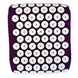 White Lotus Anti Aging Acupressure Pillow, Winner Best Acupressure Mat Set Vergleich.org 2018, The Acupuncture Pillow Gives Stress Relief And Relieves Sleep Problems, Memory Foam & Non Allergenic Dyes
