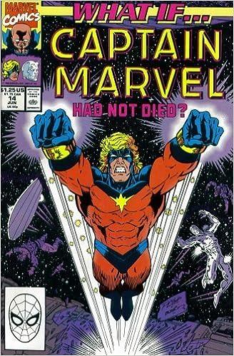 Amazon.com: What If? #14 : What If Captain Marvel Had Not Died? (Marvel  Comics): M.J. Jorgensen, S.C. Ringgenberg: Books