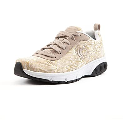 Therafit Shoe Women's Paloma 's Fashion Athletic Shoe 6.5 Yellow