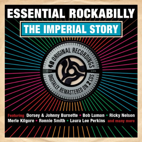 Essential Rockabilly Imperial Various Artists