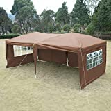 Tangkula-10X20-EZ-POP-UP-Tent-Gazebo-Wedding-Party-Folding-Canopy-Carry-Bag-Cross-Bar
