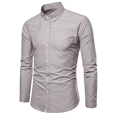 Usopu Mens Casual//Daily Fashion Printed Long Sleeve Shirt