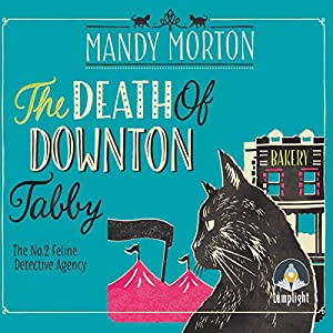 The Death of Downton Tabby Audiobook