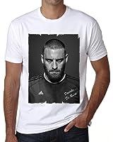 Daniele De Rossi T-shirt,cadeau,Homme,Blanc,t shirt homme