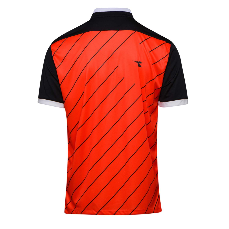 Diadora - Camiseta Polo SS para Hombre: Amazon.es: Ropa y accesorios