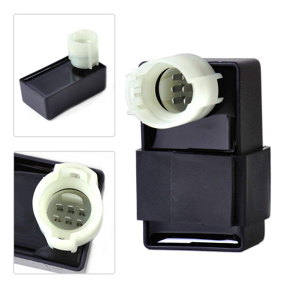 Machine Supplies Performance CDI Box Fit Compatible for Honda ATC 200M//200S//200X 1983 1984 85 WEI