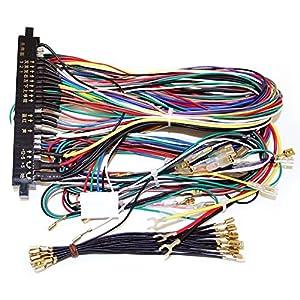 amazon com winit jamma board standard cabinet wiring harness loom winit jamma board standard cabinet wiring harness loom for jamma multigame boards