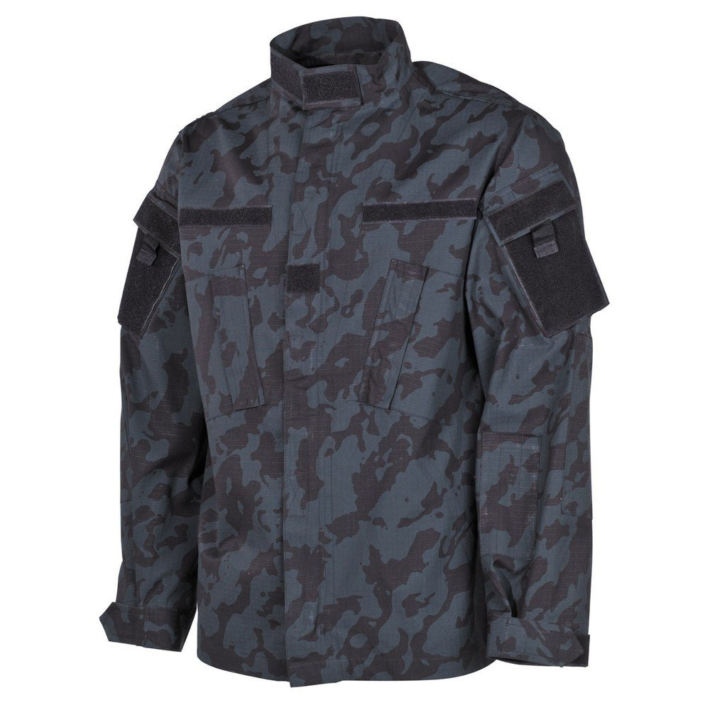 e050bc16e6a4a MFH Mens ACU Ripstop Field Jacket Night Camo: Amazon.co.uk: Clothing