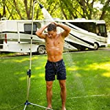 Thirteen Chefs Outdoor Shower for RV and