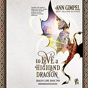 To Love a Highland Dragon Audiobook