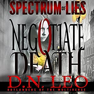 Negotiate Death: White Curse Audiobook