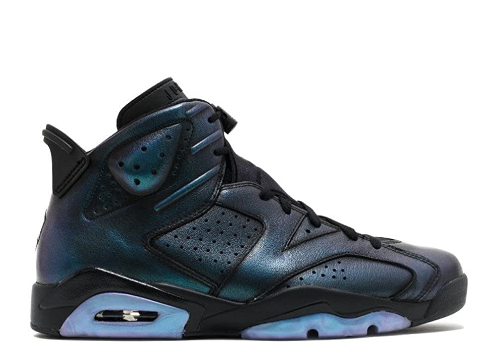 57aa3636d5d6 Air Jordan 6 Retro All Star  Black Hornet  907961-015  Amazon.co.uk  Shoes    Bags