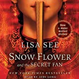 Bargain Audio Book - Snow Flower and the Secret Fan