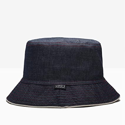 17174156972 Amazon.com  Y-XM Solid Color Bucket Hats with Letter Embroidered ...