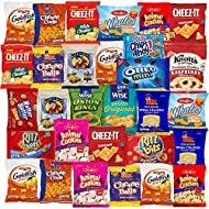 Care Package Gift Box Cookies and Crackers (Count 30)