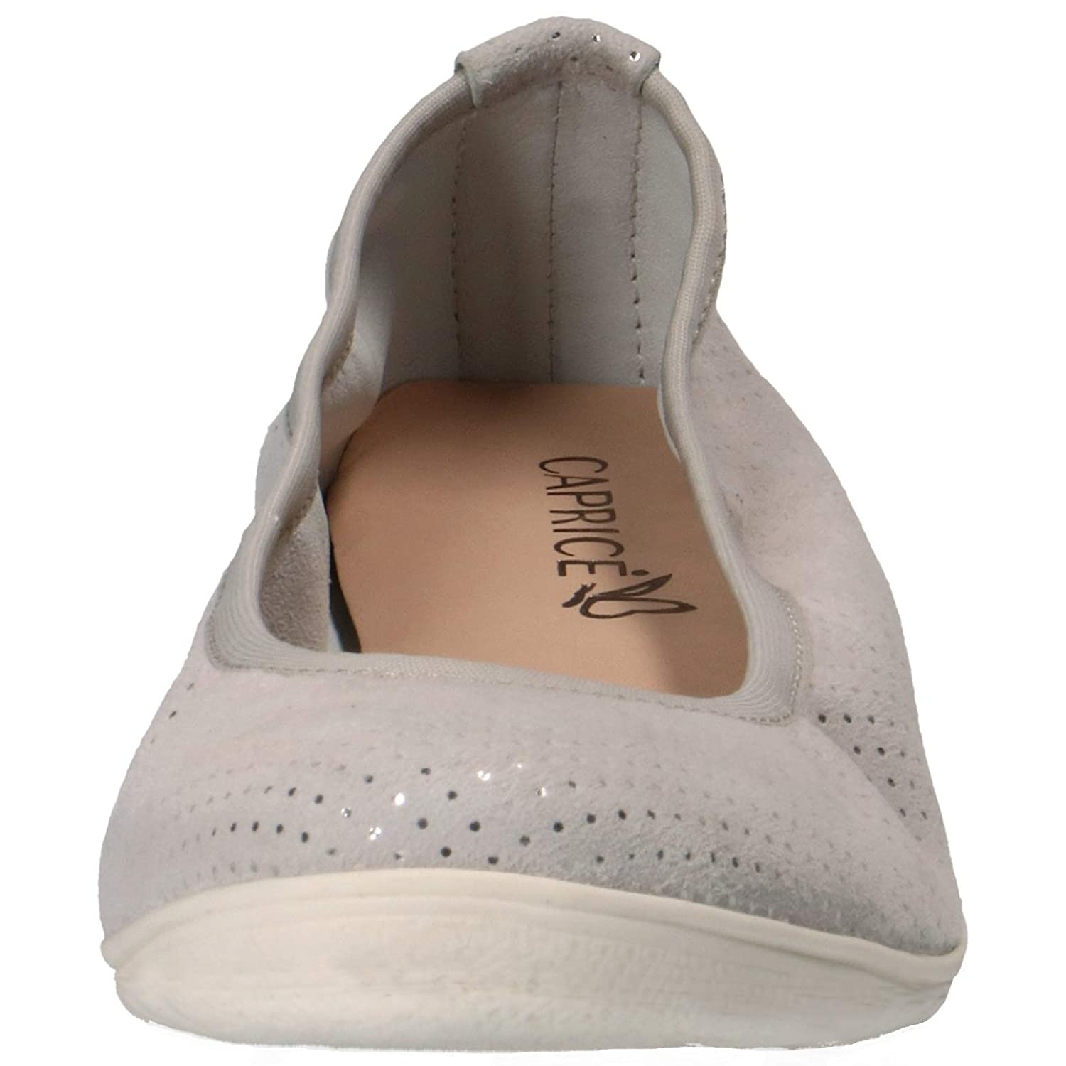Caprice 22142 Womens Shoes Grey