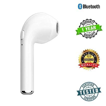 813d3878f62 Drumstone futurewizard HBQ-i7 In-Ear Wireless Bluetooth V4.1 + EDR with