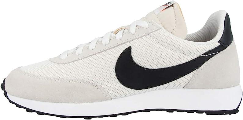 Christchurch cuenca La nuestra  Amazon.com: Nike Race - Zapatillas de running para hombre, color blanco,  negro, gris y naranja: Shoes