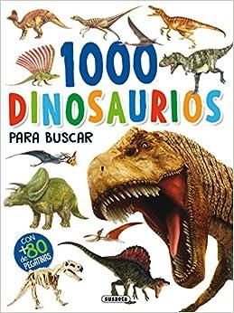 1000 Dinosaurios Para Buscar por Susaeta Ediciones S A epub