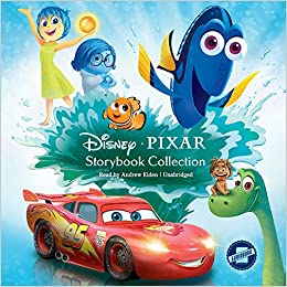 Disney Pixar Storybook Collection: Library Edition