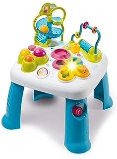 Smoby- Mesa electrónica de Actividades, Color Azul (Simba Toys ...