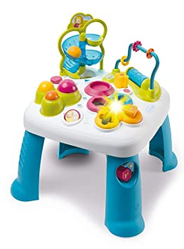 Smoby Cotoons 110426 Activity Table Multi Colour Amazon Co Uk