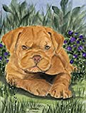 Caroline's Treasures SS8032CHF Dogue de Bordeaux Flag Canvas, Large, Multicolor Review