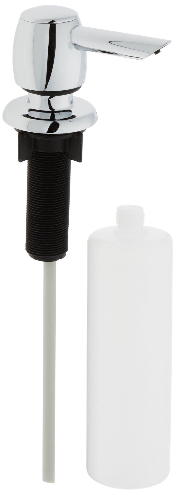 Delta Faucet RP44651 Palo Soap/Lotion Dispenser, Chrome