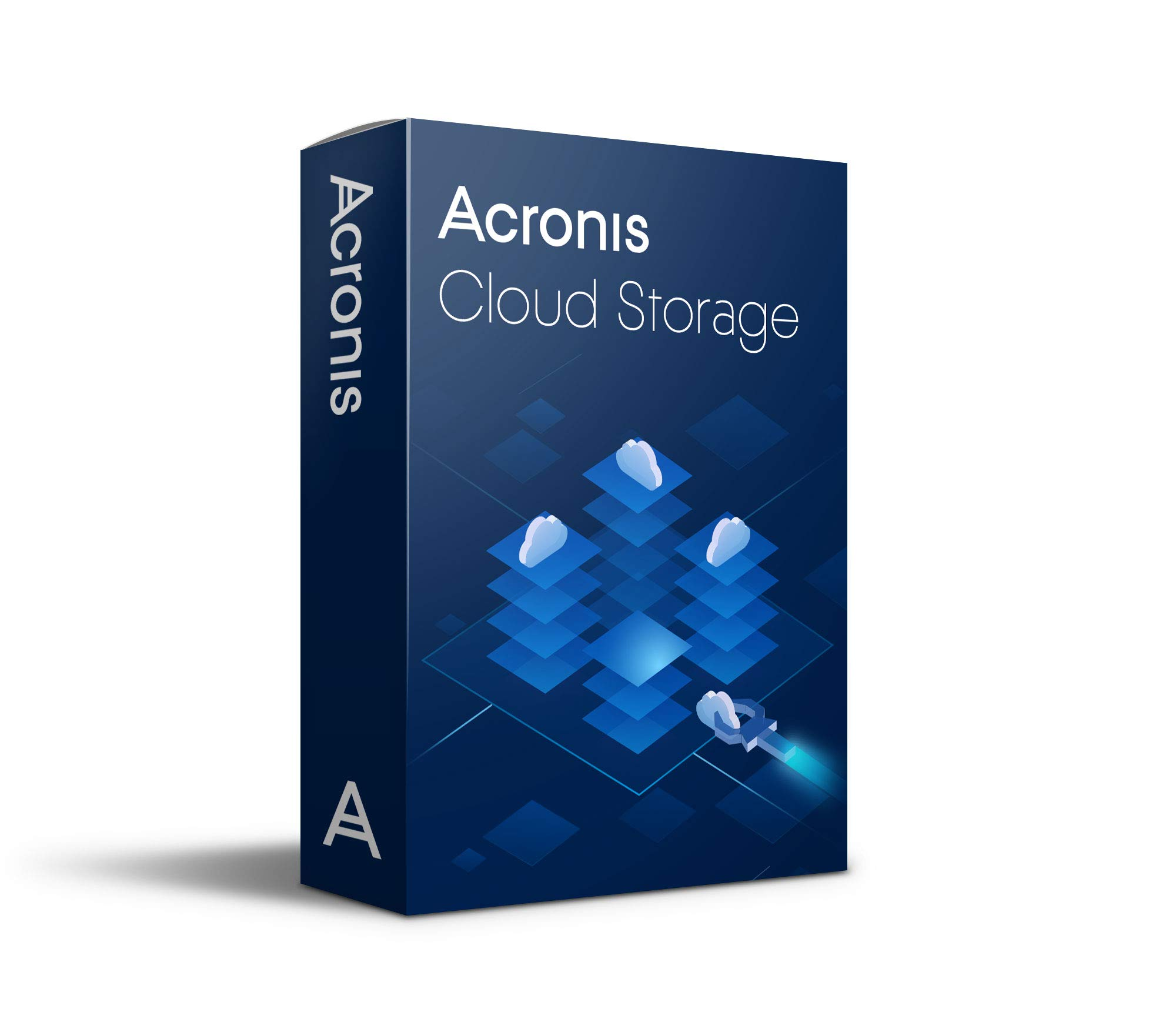 Acronis | SCABEBLOS11 | Cloud Storage Subscription License 250 GB, 1 Year by Acronis