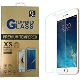 Centerpoint iPhone 6 Plus Tempered Glass And iPhone 7 Plus Tempered Glass - 0.3mm Thickness, 9H, 2.5D Acme Ultra-Thin Design