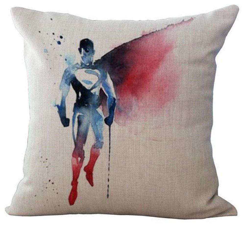 Amazon.com: FYOn superhéroe 4-Pack fundas de cojín ...