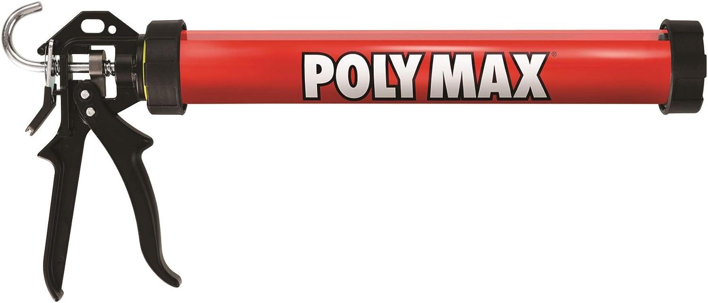 Bostik Poly Max Pro XXL - Pistola para pegamento de montaje, salchicha 900 g